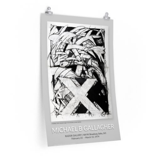 X Drawing Poster 3