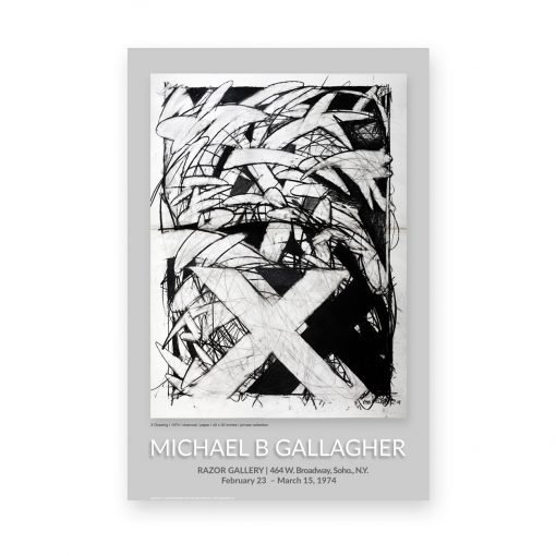 X Drawing Poster 4