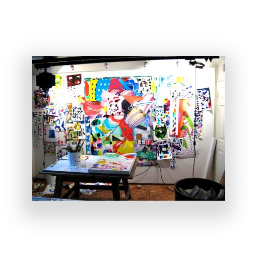 Color Study I 6