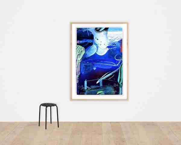 Bora Bora IV - High-Quality Limited Edition Fine Art Print 3