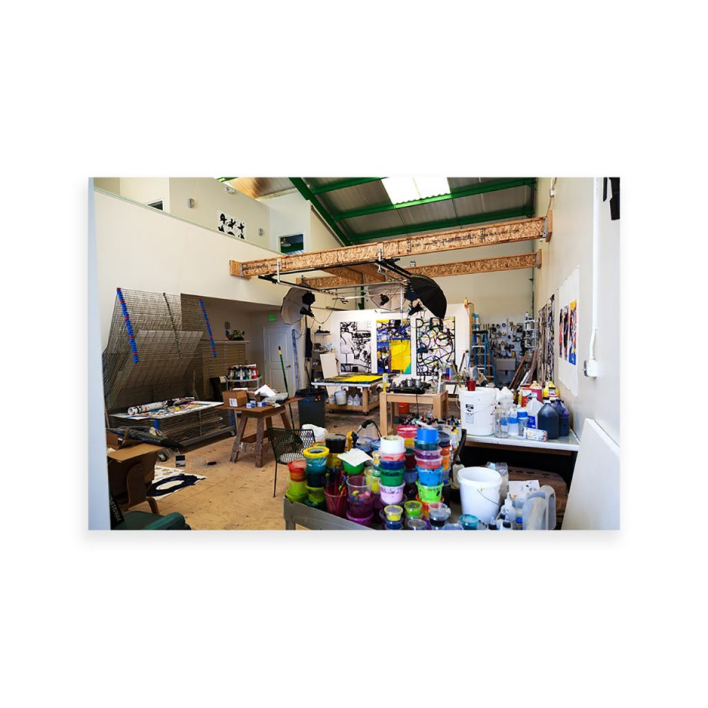 Costa Mesa Studio - works in progress 2010 - 2013