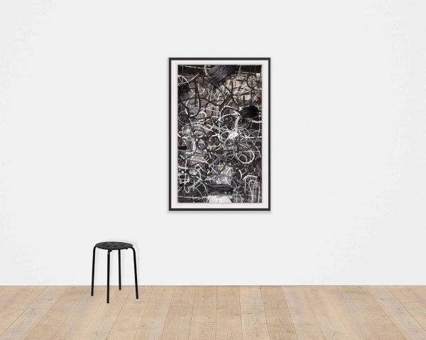 Drawing - High-Quality Limited Edition Fine Art Print 4