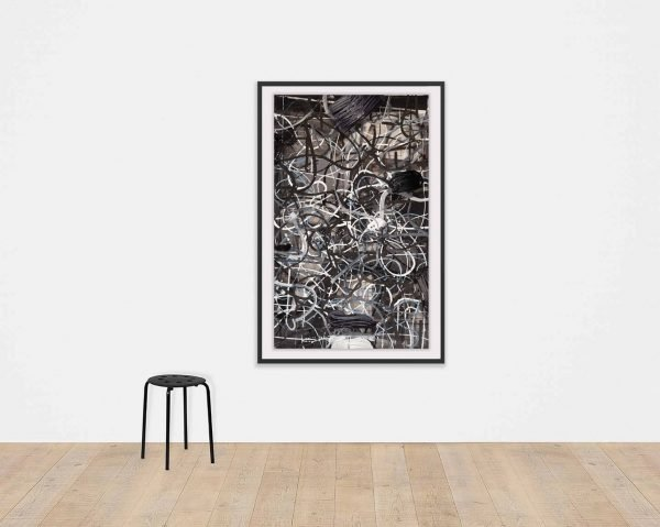 Drawing - High-Quality Limited Edition Fine Art Print 5
