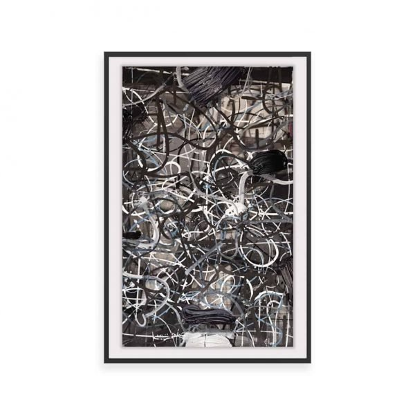 Drawing - High-Quality Limited Edition Fine Art Print 1
