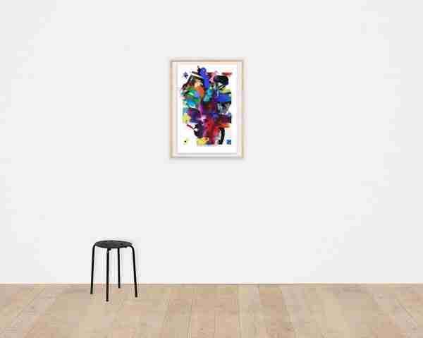 Figure - High-Quality Limited Edition Fine Art Print 6