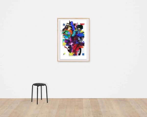 Figure - High-Quality Limited Edition Fine Art Print 5