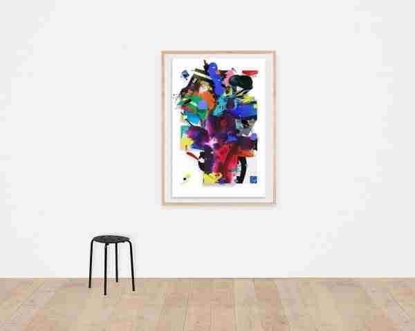 Figure - High-Quality Limited Edition Fine Art Print 4