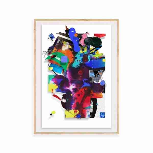 Figure - High-Quality Limited Edition Fine Art Print 1