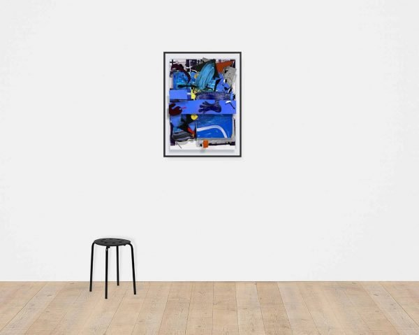Homage to Miró's Aviary - High-Quality Limited Edition Fine Art Print 2