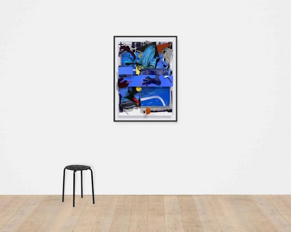 Homage to Miró's Aviary - High-Quality Limited Edition Fine Art Print 3