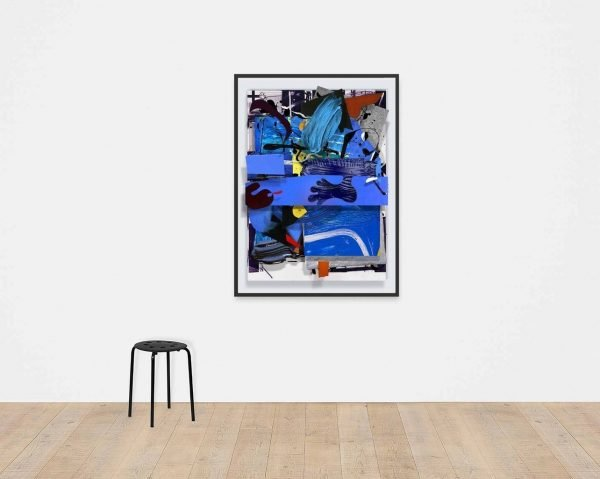 Homage to Miró's Aviary - High-Quality Limited Edition Fine Art Print 4