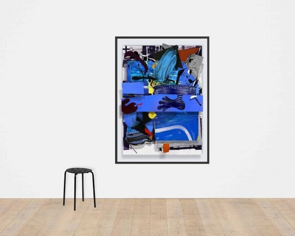Homage to Miró's Aviary - High-Quality Limited Edition Fine Art Print 5