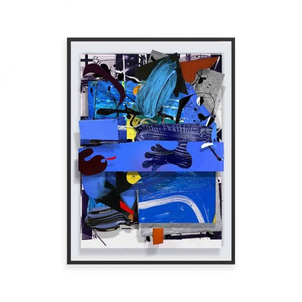 Homage to Miró's Aviary - High-Quality Limited Edition Fine Art Print 1