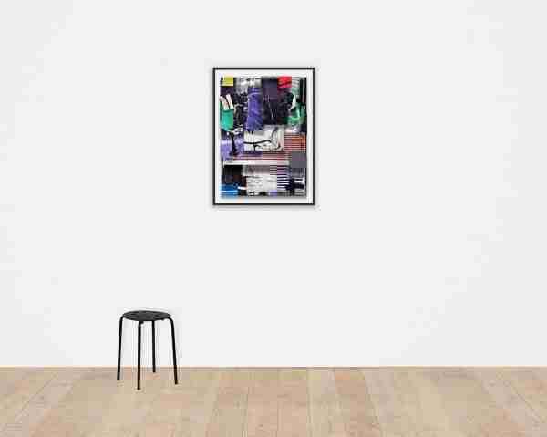 Pentimento VI - High-Quality Limited Edition Fine Art Print 6