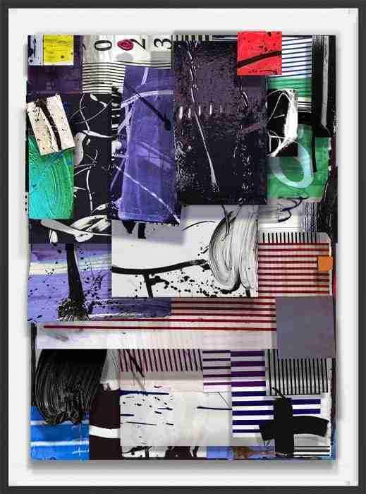 Pentimento VI - High-Quality Limited Edition Fine Art Print 2